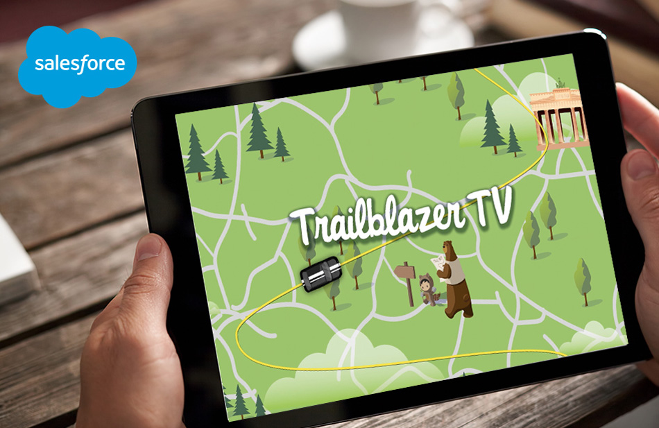 salesforce trailblazer blogbeitrag preview