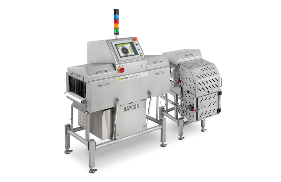 Use of X-ray Inspection Systems in the Food Industry - Quality Assurance