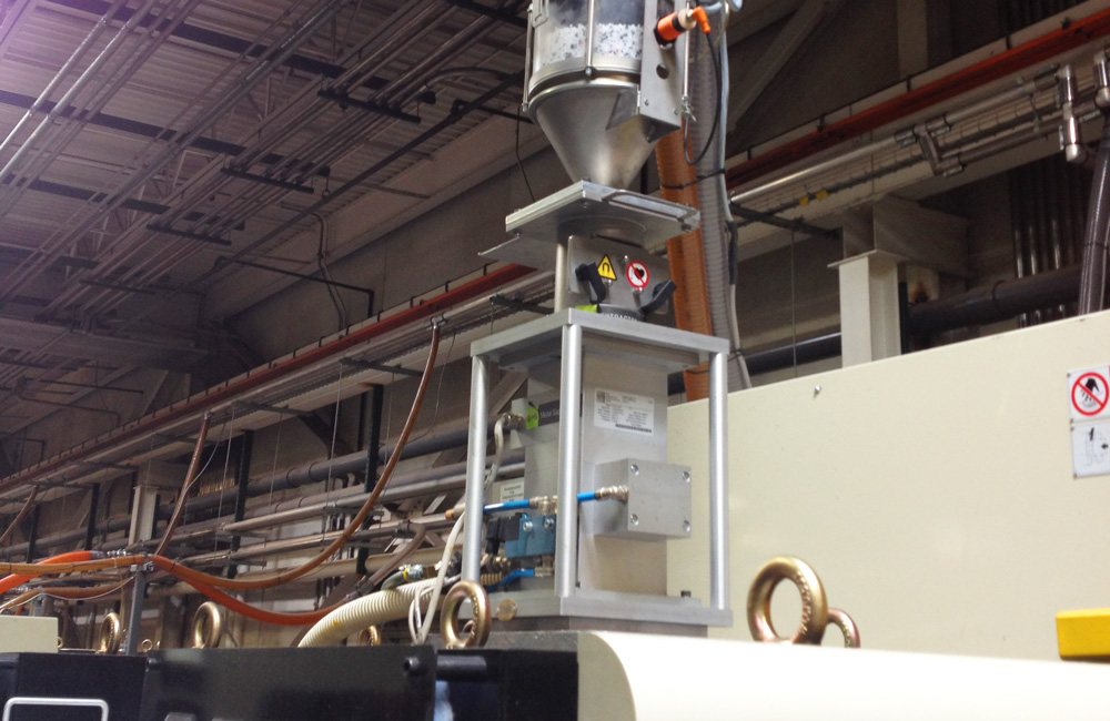 Contaminant Detection for Plastics Processing - Sesotec